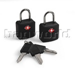 Pacsafe Prosafe 620 TSA Luggage Locks Black 10210