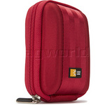 Case Logic QPB Compact Camera Case Red PB201