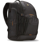 "Case Logic SLRC SLR Camera & 16"" Laptop Backpack Black RC206"