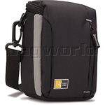 Case Logic TBC Compact Camcorder / High Zoom Camera Case Black BC304