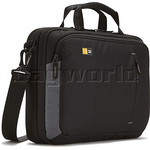 "Case Logic VNA 14.1"" Laptop Briefcase Black NA214"