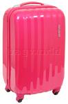 American Tourister Prismo Small/Cabin 55cm Hardside Suitcase Magenta 41001