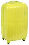 American Tourister Prismo Small/Cabin 55cm Hardside Suitcase Neon Green 41001