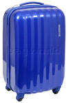 American Tourister Prismo Small/Cabin 55cm Hardside Suitcase Royal Blue 41001