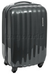 American Tourister Prismo Small/Cabin 55cm Hardside Suitcase Charcoal 41001