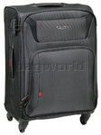 Antler Airstream Medium 67cm Softside Suitcase Grey 30616