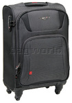 Antler Airstream Small/Cabin 56cm Softside Suitcase Grey 30619