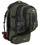 BlackWolf Cedar Breaks (2013 Model) 55 Travel Pack Black CB55