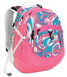 High Sierra Fat Boy Backpack Pink 54200