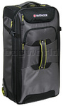 "Wenger Terrain Crossing Large 30"" Upright Wheel Bag Grey 14628"