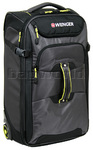 "Wenger Terrain Crossing Medium 25"" Upright Wheel Bag Grey 14625"