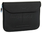 "Targus Hardsided Dual Purpose 13.3"" Laptop Sleeve for MacBook Air & Ultrabooks Black BS604"