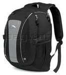 "High Sierra Evolution 17"" Laptop Backpack Black EV206"