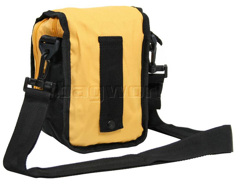 Cat Millennial Shoulder Bag Yellow 80002 117