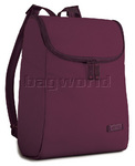 Pacsafe Citysafe 350 GII RFID Blocking Anti Theft iPad Backpack Plum PB146
