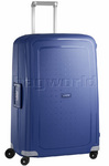 Samsonite S'Cure Large 75cm Hardsided Suitcase Dark Blue 10002