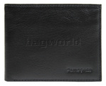Samsonite RFID Blocking Leather Slimline Wallet Black 50900