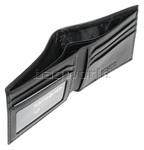 Samsonite RFID Blocking Leather Slimline Wallet Black 50900 - 3