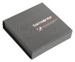 Samsonite RFID Blocking Leather Slimline Wallet Black 50900 - 4