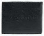Samsonite RFID Blocking Leather Wallet with Credit Card Flap Black 50902 - 1