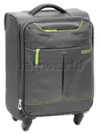 American Tourister Sky Small/Cabin 55cm Softside Suitcase Grey 25001