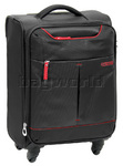 American Tourister Sky Small/Cabin 55cm Softside Suitcase Black 25001