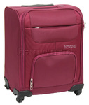 American Tourister SS MV+ Small/Cabin 50cm Softside Suitcase Grape 20001