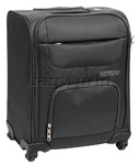 American Tourister SS MV+ Small/Cabin 50cm Softside Suitcase Black 20001