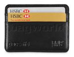 Pacsafe RFIDexecutive 25 RFID-Blocking Leather Credit Card Holder Black PE360 - 2