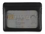 Pacsafe RFIDexecutive 25 RFID-Blocking Leather Credit Card Holder Black PE360 - 1