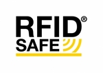 Pacsafe RFIDexecutive 25 RFID-Blocking Leather Credit Card Holder Black PE360 - 3