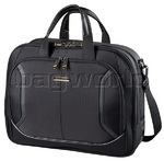 "Samsonite VizAir Plus 15.6"" Laptop Briefcase Black 58002"