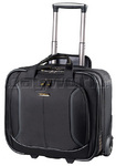 "Samsonite VizAir Plus 15.6"" Laptop & Tablet Wheel Bag Black 51364"