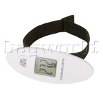 Travelon Pocket Digital Luggage Scale White 12636