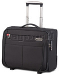 "Samsonite Synconn 15.6"" Laptop & iPad Wheel Bag Black 91004"
