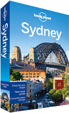 Lonely Planet Sydney Travel Guide Book L6625