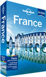 Lonely Planet France Travel Guide Book L2337