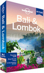 Lonely Planet Bali & Lombok Travel Guide Book L9139