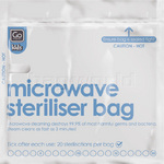 GO Travel Kids Microwave Sterilising Bags G2630
