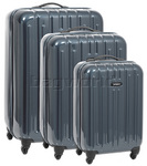 Samsonite Colory Hardside Suitcase Set of 3 Dark Navy 80004, 80005, 80006 with FREE Samsonite Luggage Scale 34042