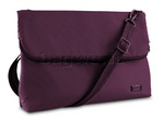 Pacsafe Citysafe 175 GII RFID Blocking Anti Theft Tablet Handbag Plum PB148