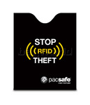 Pacsafe RFIDsleeve 50 RFID-Blocking Passport Protector Black 10370 - 1