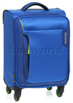 American Tourister Applite Small/Cabin 55cm Softside Suitcase Blue 2R001