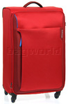 American Tourister Applite Large 82cm Softside Suitcase Red 2R003