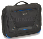 "Solo Tech 16"" Laptop and Tablet Messenger Bag Black CC501"