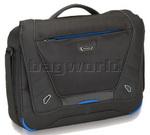 """Solo Tech 16"""" Laptop and Tablet Messenger Bag Black CC501"""