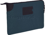 "Targus Banker 13"" Laptop Sleeve for MacBook Pro & Ultrabooks Blue SS274"