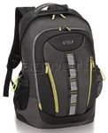 "Solo Storm 16"" Laptop & iPad Backpack Black TM710"