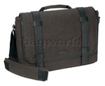 "Targus City Fusion 13.3"" Laptop and iPad Messenger Bag Grey BM063"