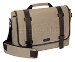 "Targus City Fusion 13.3"" Laptop and iPad Messenger Bag Tan BM063"